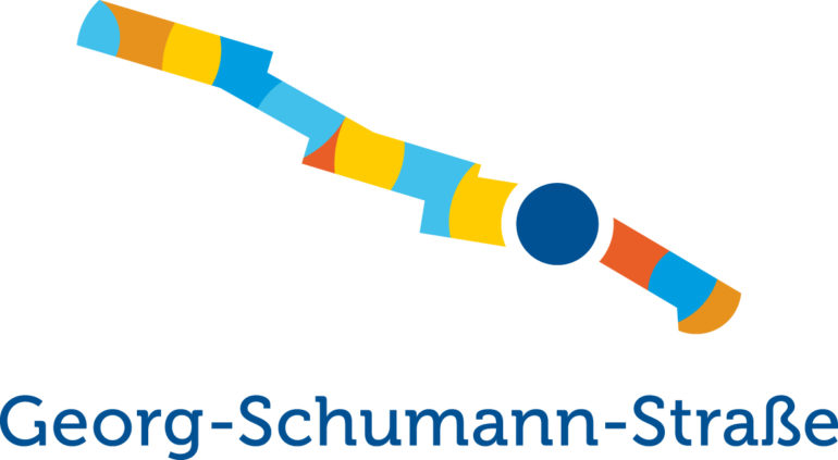 Logo Magistralenmanagement Georg-Schumann-Straße